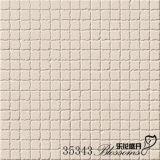 Mattonelle beige di pietra di ceramica della parete della stanza da bagno del Matt (300X300mm)