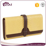늦게 싸게 도매 형식 클러치 숙녀 지갑, 단순한 설계 여자 지갑