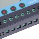 regolatore solare della carica del lavoro automatico di 12V 24V con l'uscita del USB