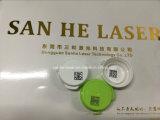 máquina da marcação do laser da fibra do baixo custo de 20W Guangdong para o aço do metal do carregador do telefone móvel