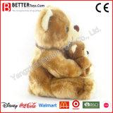 Geschenk des Mutter Tagesfüllte Spielzeug-Bären an