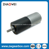 mini motor eléctrico del engranaje de la C.C. de 24m m para las herramientas eléctricas