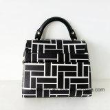 Sacchetto di acquisto delle donne delle borse della signora PU di disegno di marca (NMDK-041904)