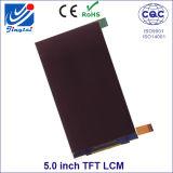 4.95 de Module van Fwvga LCD van de Interface '' 5.0inch Mipi