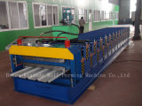 Roulis d'Ibr formant la machine pour le toit et le mur