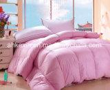 Do tamanho 90% do pato Comforter térmico cinzento europeu para baixo