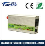 Alta Eficiencia 1200W DC12V a AC220V Car Power Inverter