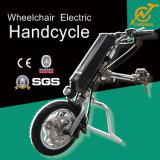 La potencia flexible mayor de proceso fácil preside el sillón de ruedas eléctrico Handcycle eléctrico para el sillón de ruedas