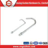 Carbon Steel J Foundation Bolt M6-M64