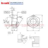 DIN 929 육각형 용접 견과