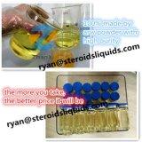 Steroid Testosteron Enanthate van de Flesjes van Enanthate van de Test van het Poeder van Hormonen Injecties Gebeëindigde