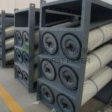 Sistema de extrator da poeira do filtro em caixa de Forst