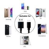 6 paquetes de alta velocidad de Super Cable USB 2.0 micro USB para dispositivos Android