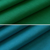 Tessuto di cotone di bambù dello Spandex del tessuto dello Spandex del cotone +5% di 95%