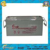 Батарея UPS AGM VRLA свинцовокислотной батареи 12V 150ah для системы запасного освещения