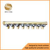 Bloque multíple del alto calibrador multíple de Standrad Digital con la cuerda de rosca masculina