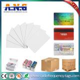 13.56MHz cartão esperto Printable do plástico RFID