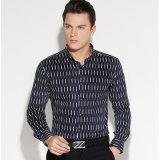 Chemises d'Oxford de chemises de robe formelle d'hommes longues