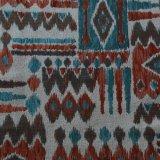 Le Chenille Viscoe aiment le tissu tissé de jacquard de polyester