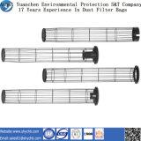 Jaula galvanizada u orgánica del uso de la central eléctrica del silicio del filtro