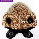 Vêtements d'animal familier de doublure de duvet pour le crabot