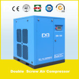 Ce & ISO9001 Certificações Air Double Screw Compressor Made in China for School / Lab / Factory / Food / Hospital Ect