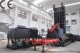 Presse hydraulique sûre de mitraille de la CE