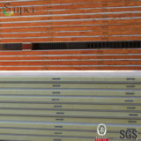 pannello a sandwich della cella frigorifera del poliuretano/unità di elaborazione di 75mm/100mm/120mm/150mm/200mm