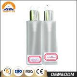 Quadratische Mattkosmetische Plastikflasche für Haut-Sorgfalt