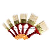"""Щетка краски 3 Polyster красной пластичной ручки высокого качества Nylon """""""