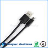 USB 2.0 Smartphone мужчина к микро- зарядному кабелю USB b