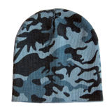 Chapéu do Beanie camuflar do inverno (JRK041)