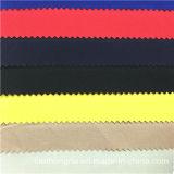 Buena tela ignífuga azul del franco del algodón de la seguridad 100 de la función para el Workwear