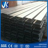 Preço de aço galvanizado do aço da canaleta do perfil C do Purlin do preço de fábrica C
