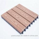 3D- graver le plancher en relief de WPC DIY