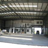 Edificio de almacenaje del aeroplano de la estructura de acero con Niza diseño