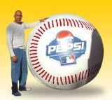 판매를 위한 옥외 큰 팽창식 스포츠 야구 공 복사 모형