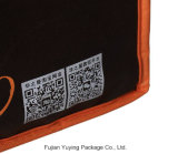 Non сплетенная сумка с подгонянным логосом для покупкы