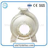 Pompe centrifuge d'eau de mer d'aspiration de fin de transfert d'acier inoxydable