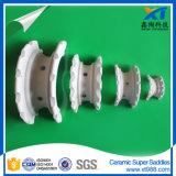 Anel de sela Ceramic Super Intalox para torre de secagem