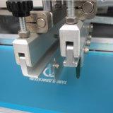 Multifunktionsc$halb-selbstglasplastik füllt Silk Bildschirm-Drucken-Maschine ab