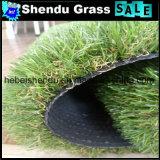 景色の装飾のための140stitch 25mmの人工的な草