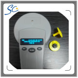 Fdx-B RFIDの動物の読取装置のスキャンナーは耳札を読んだ