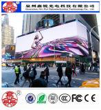 Colore completo esterno di vendita caldo P10 che fa pubblicità al quadro comandi del LED