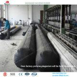 Het rubber Opblaasbare Luchtkussen van de Doorn voor de Brug die van de Weg Duiker maken
