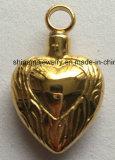 Colgante de imitación del collar del perfume del oro de la manera de la joyería