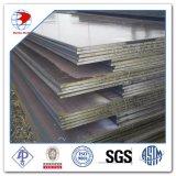 plaque structurale faiblement alliée de l'acier utilisée par récipient épais Q345b de 5.5mm