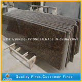 Prefab Natural Baltic Brown Granite Kitchen, Bathroom, Counter Vanity Tops