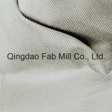 Tessuto organico del velluto a coste del cotone di 11 Galles 100% (QF16-2671)