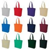 Ecoの再生利用できるショッピング綿の袋またはキャンバス袋キャンバスの